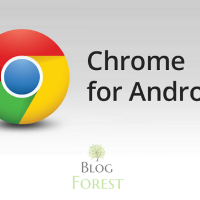 Chrome for android blogforest