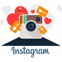 Лайки в Инстаграме (Instagram)! Бесплатная накрутка лайков и возможность загружать фото с компьютера.