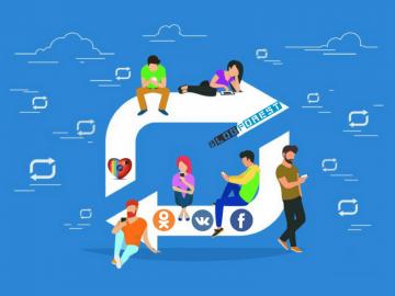 Что такое «Репост» и как его сделать в социальных сетях.
