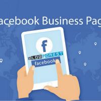 Бизнес страница фейсбук
