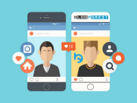 Как скрыть фото в Инстаграме и как вернуть их обратно